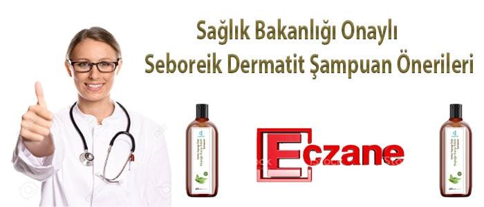 seboreik dermatit şampuanı tavsiyeleri
